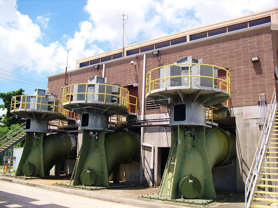 USACE Storm Proofing-Westminster Lincolnshire Pump Station